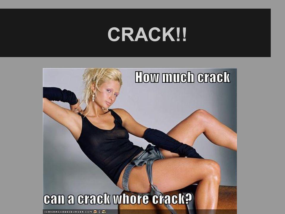 CRACK!!