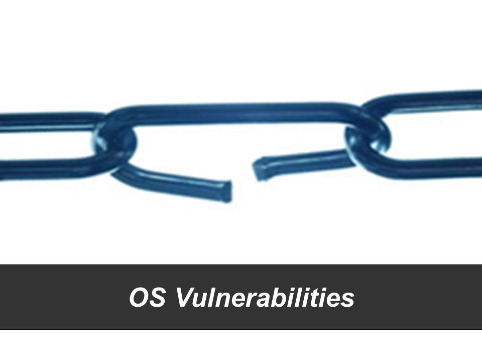 25 OS Vulnerabilities