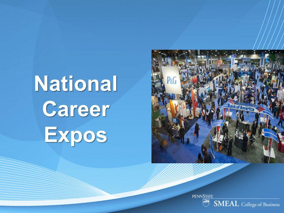National Career Expos