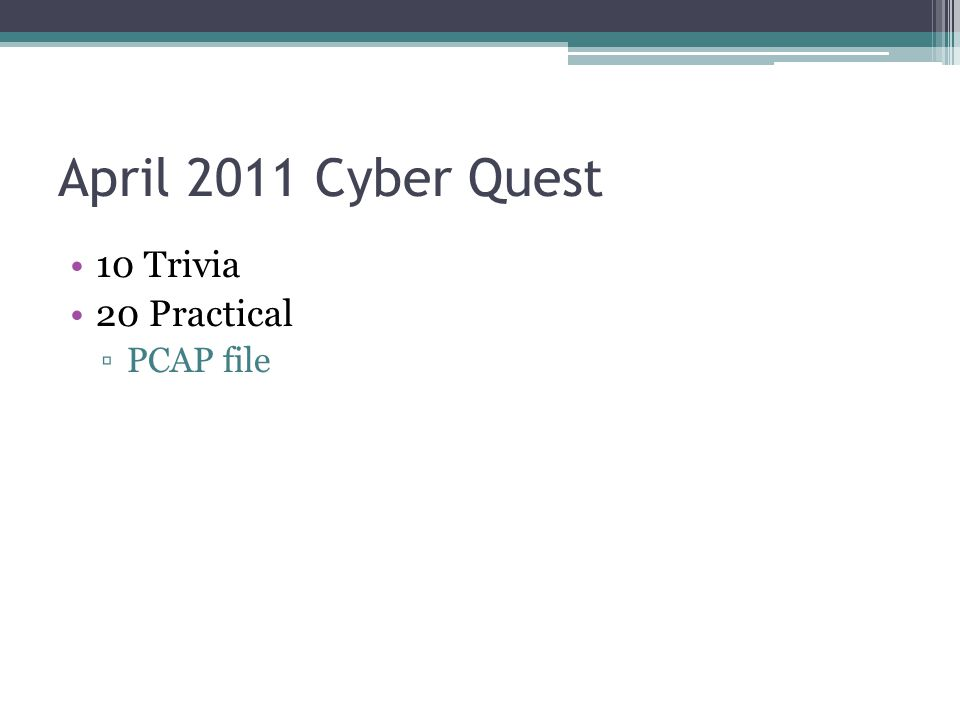 Practical Question - #30 What is the hostname of the system running on 10.10.10.3.