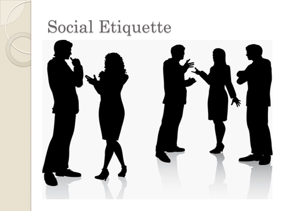  Filipinos hold gentlemanly etiquette in high regard.