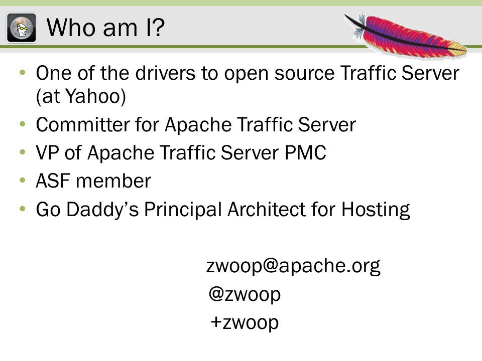 History of Traffic Server