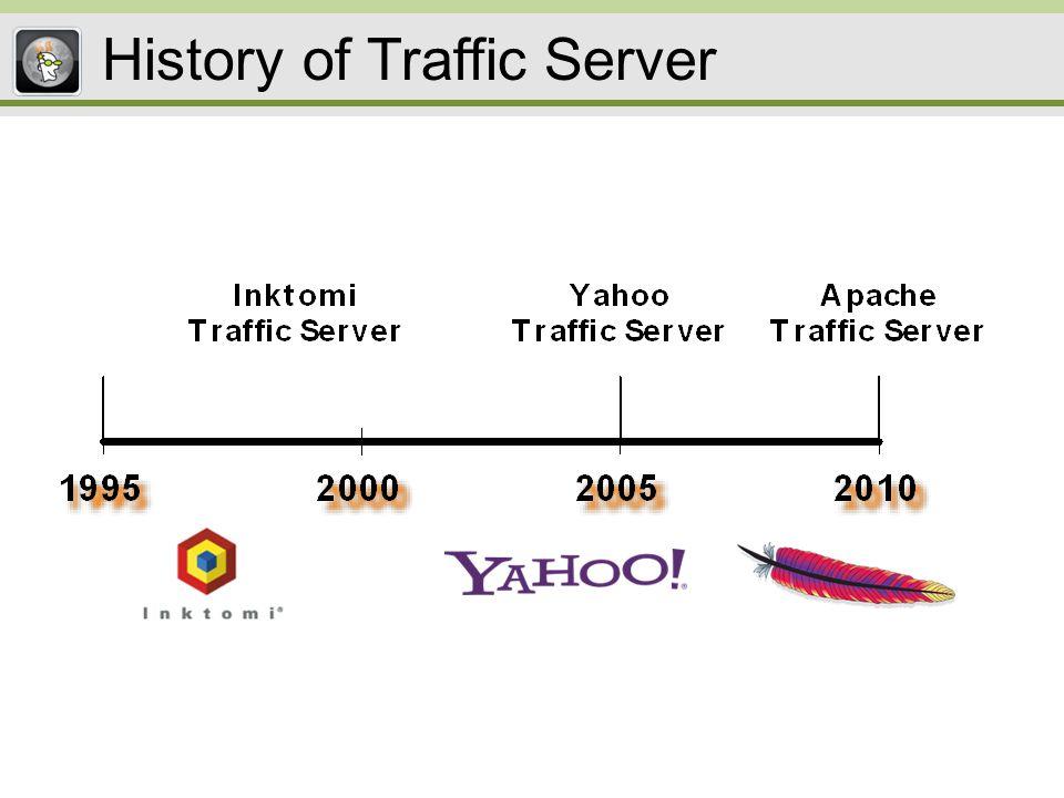 Traffic Server threads model