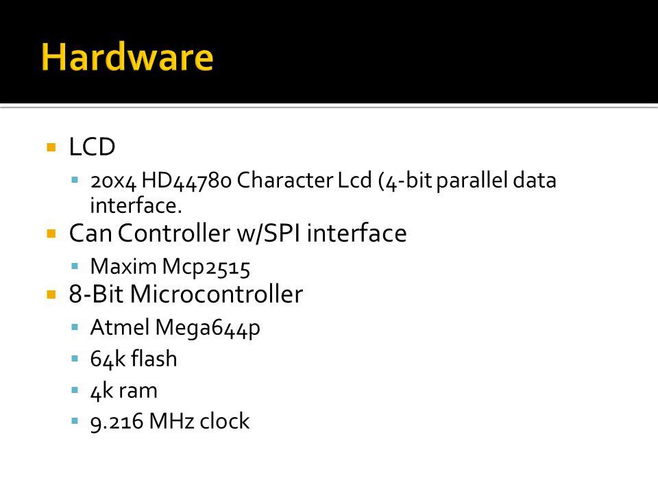  Written in C for Win-Avr Gcc compiler.
