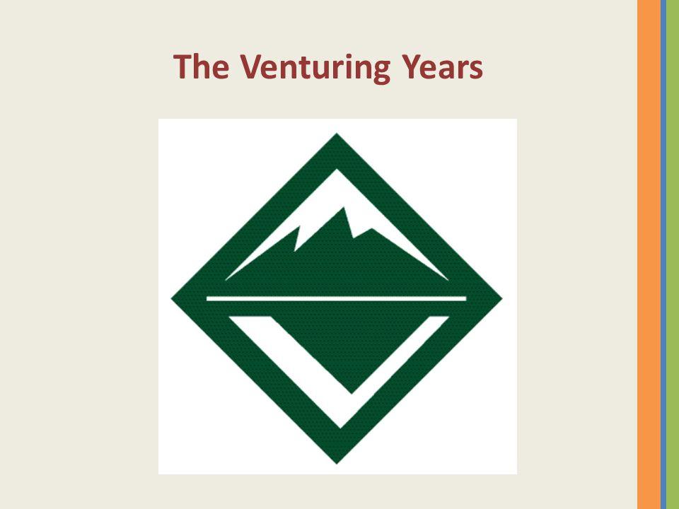 The Venturing Years