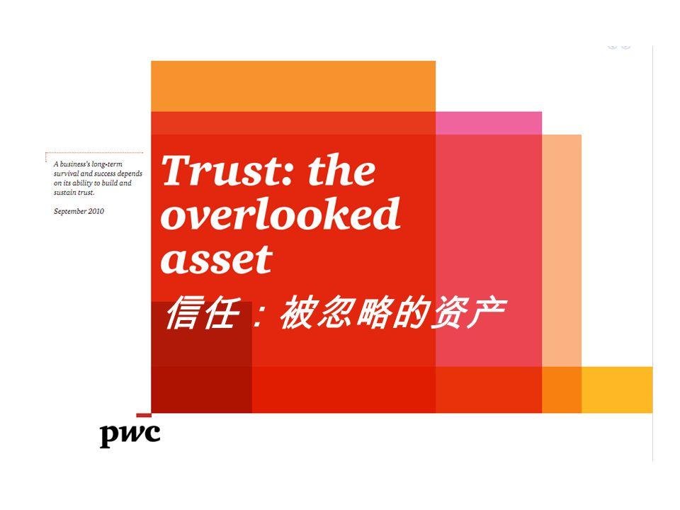 信任:被忽略的资产