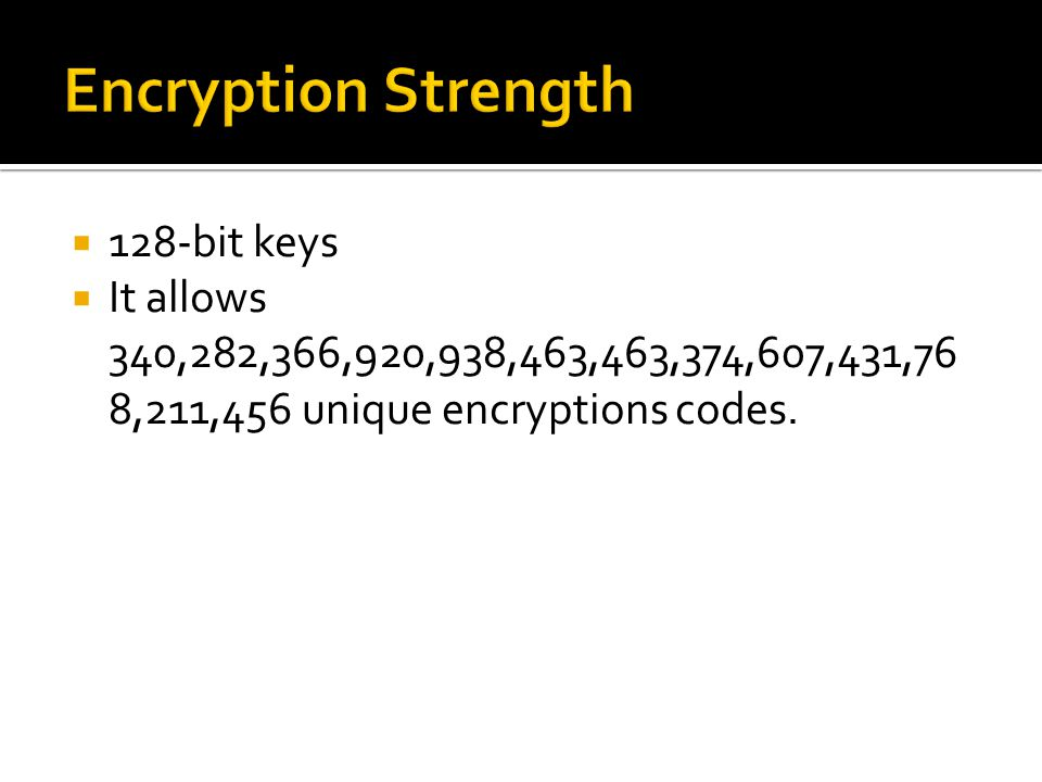 1.Authentication between client and server: cryptographic techniques.