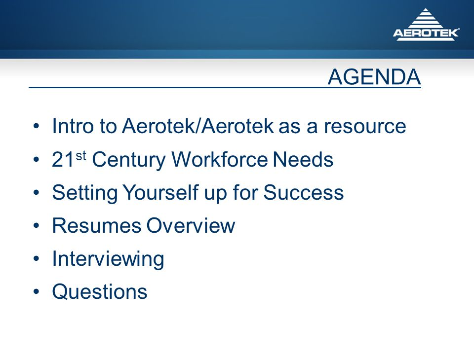 Kansas City Star Article Review Aerotek's 2012 revenue was $5.1 Billion #1 U.S.
