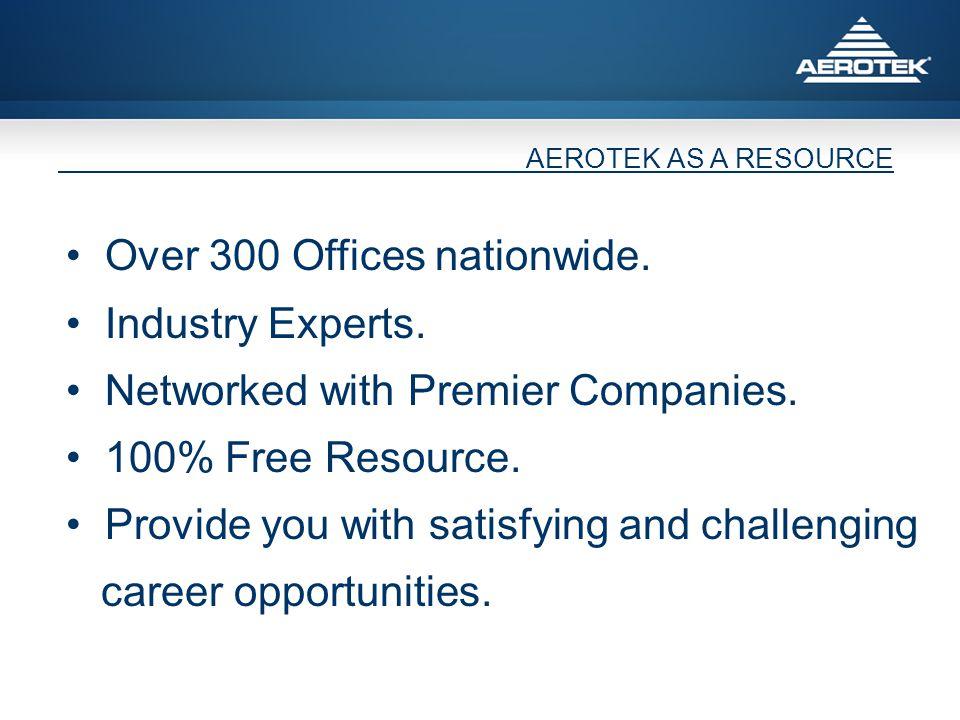 Kansas City Star Article Review Aerotek's 2012 revenue was $5.1 Billion #1 U.S.