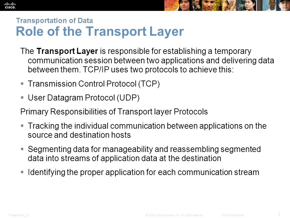 Presentation_ID 26 © 2008 Cisco Systems, Inc.