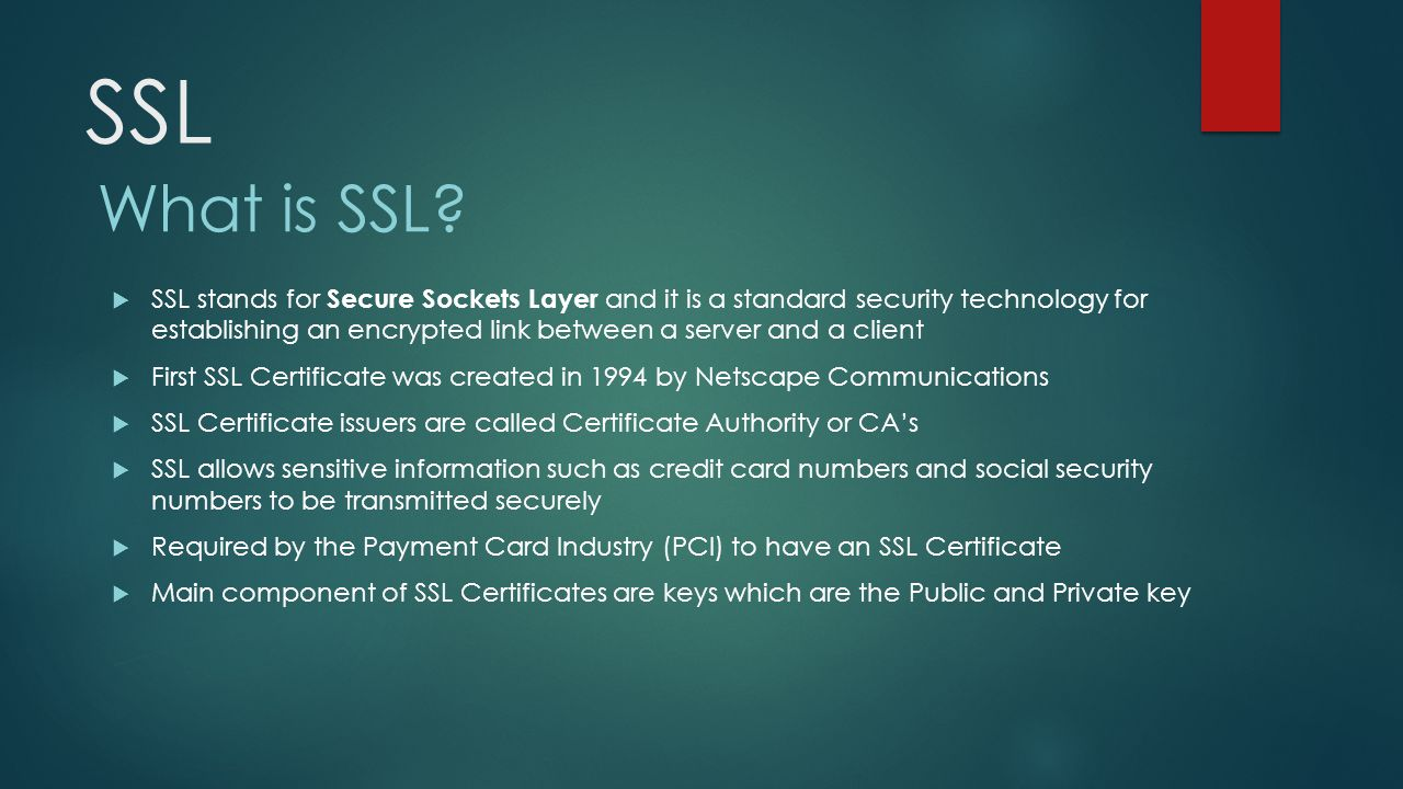Encryption ssl and certificates by joshua cox and rachael mead 4 ssl xflitez Images