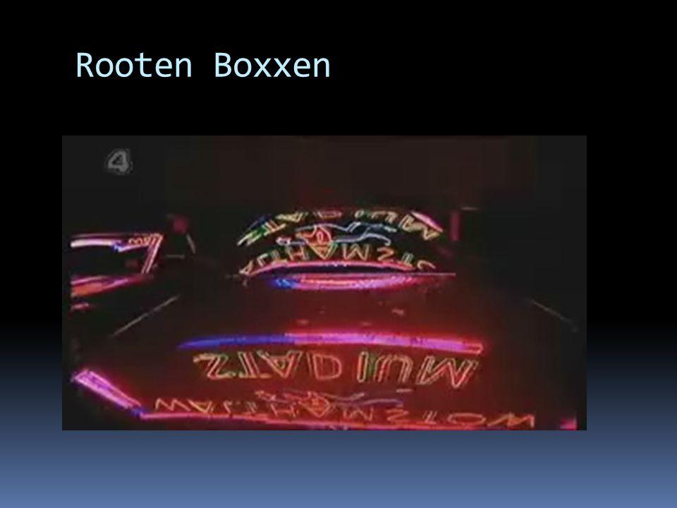 Rooten Boxxen