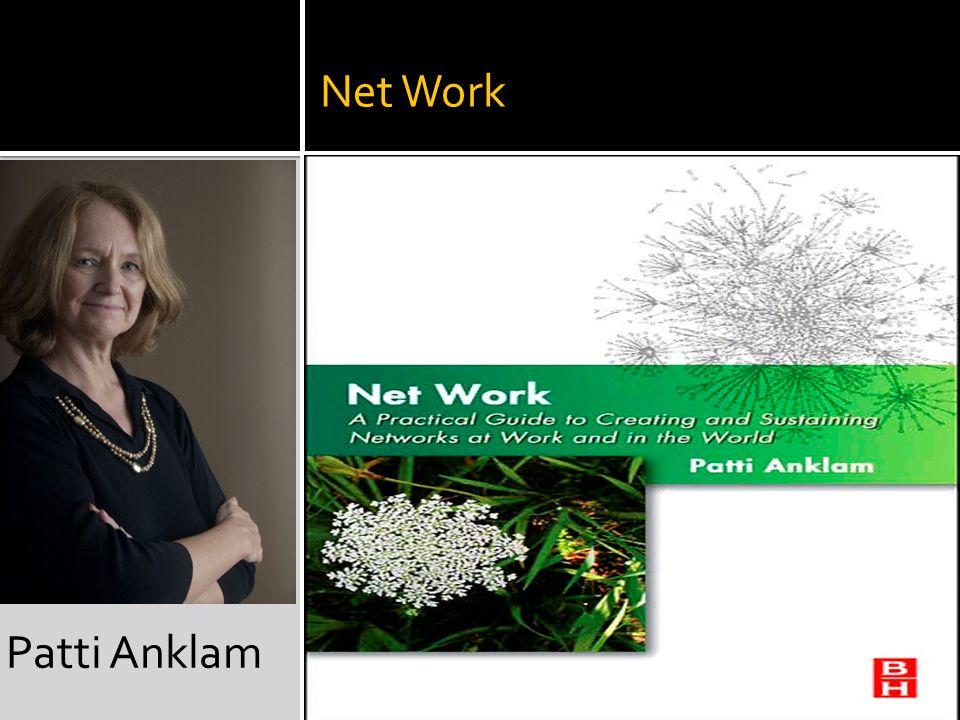 Net Work Patti Anklam