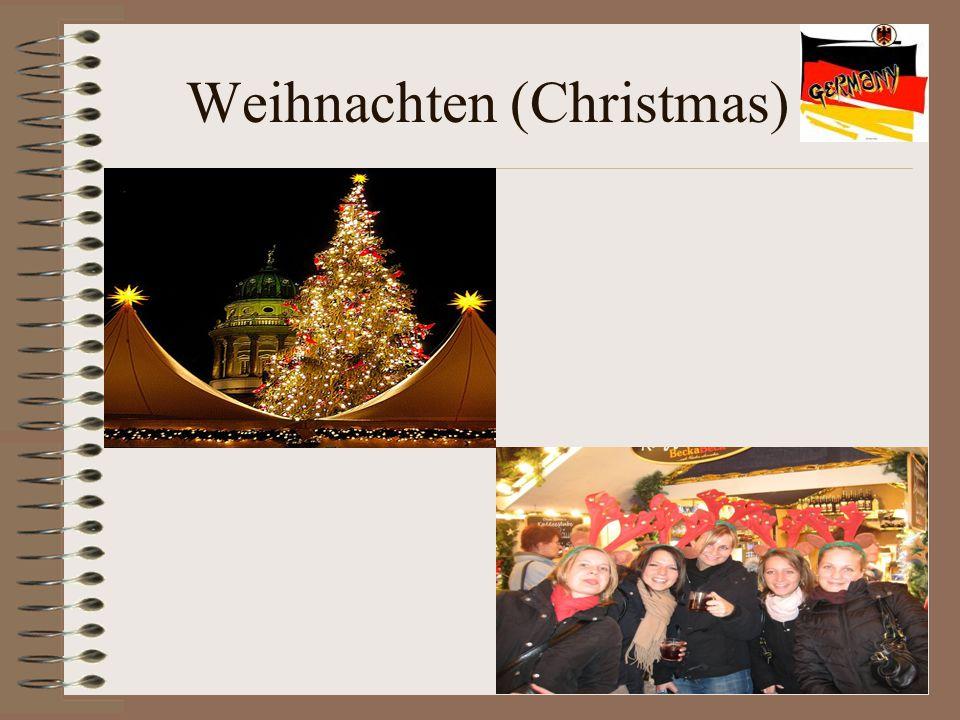 Weihnachten (Christmas)