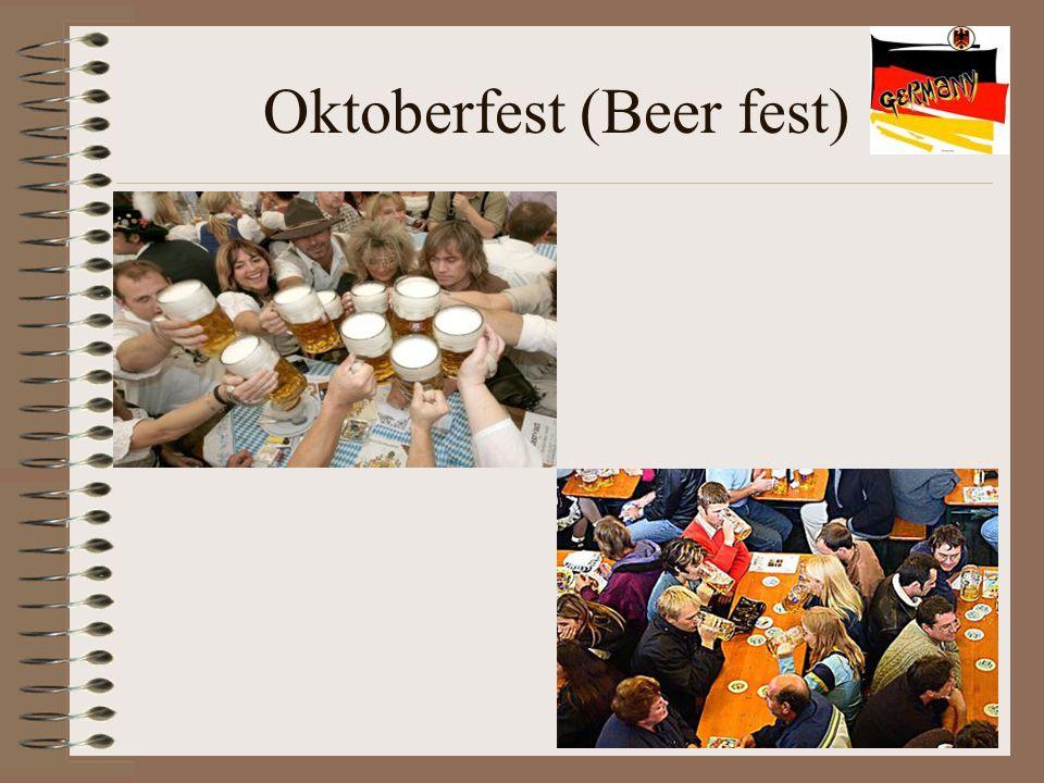Oktoberfest (Beer fest)