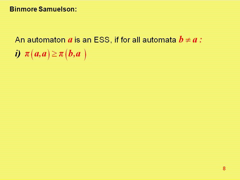 8 Binmore Samuelson: