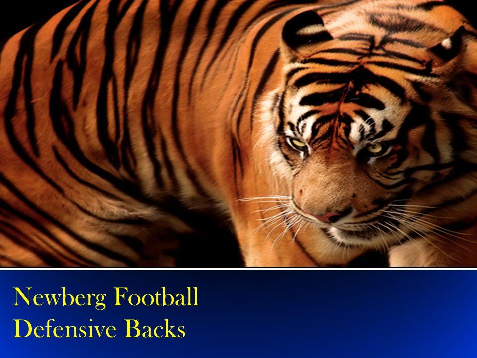 Newberg Football Defensive Backs