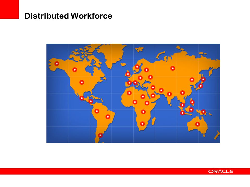 Distributed Workforce