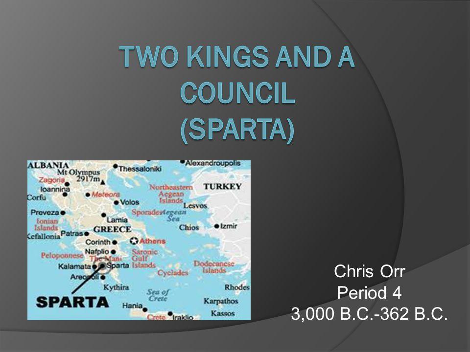 Chris Orr Period 4 3,000 B.C.-362 B.C.