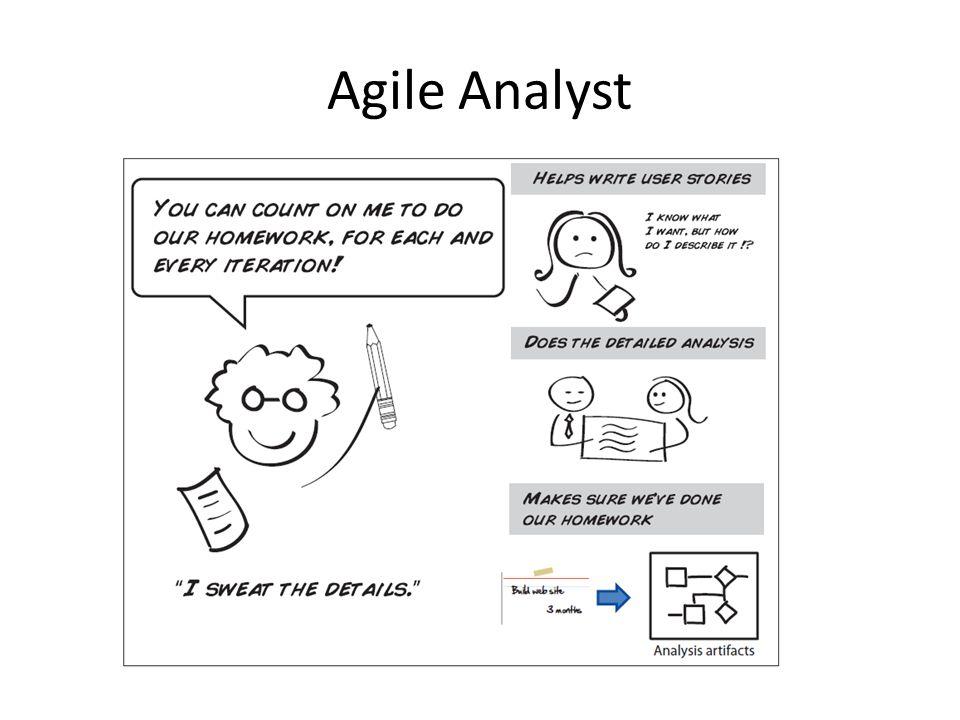 Agile Analyst
