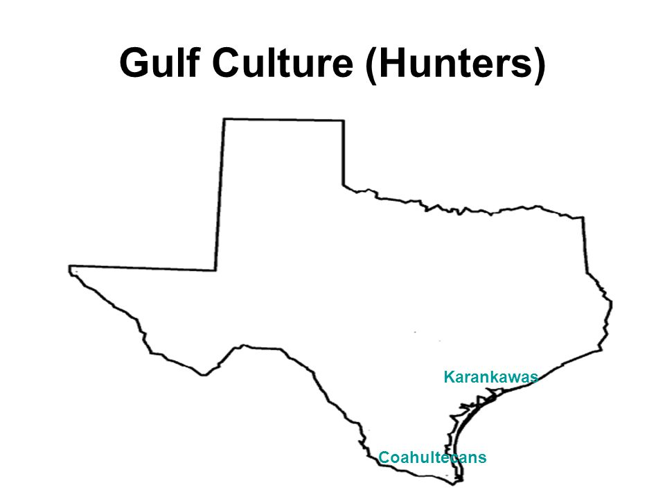 Major Rivers in Texas! Which one do you live by?