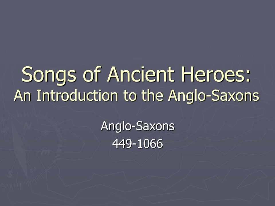 Anglo-Saxon Britain Religion: The Reintroduction of Christianity ► By 650 C.E., most of England was Christian ► Christianity was reintroduced in the 7 th century with St.