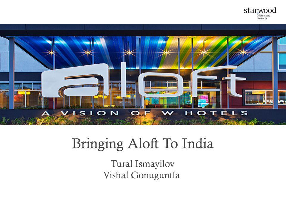 Bringing Aloft To India Tural Ismayilov Vishal Gonuguntla