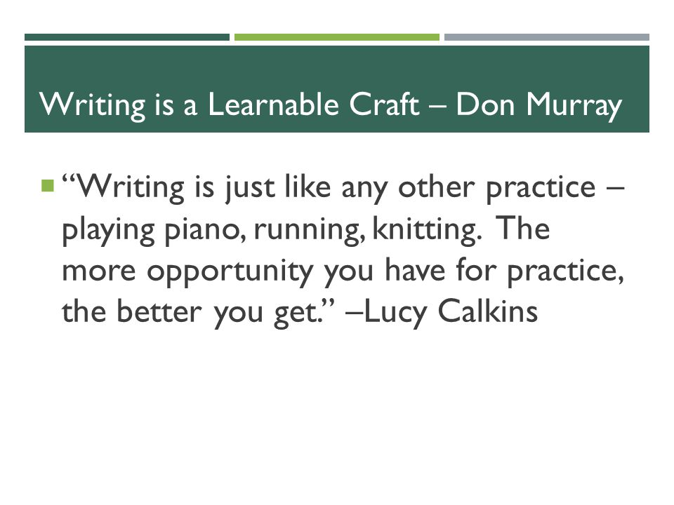 What do we do when we meet. Free write  Share our writing  Mini-Lessons  Read.