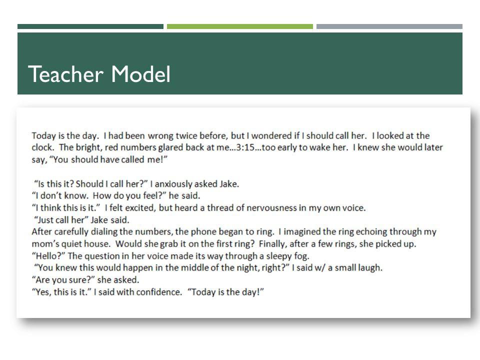 Teacher Model