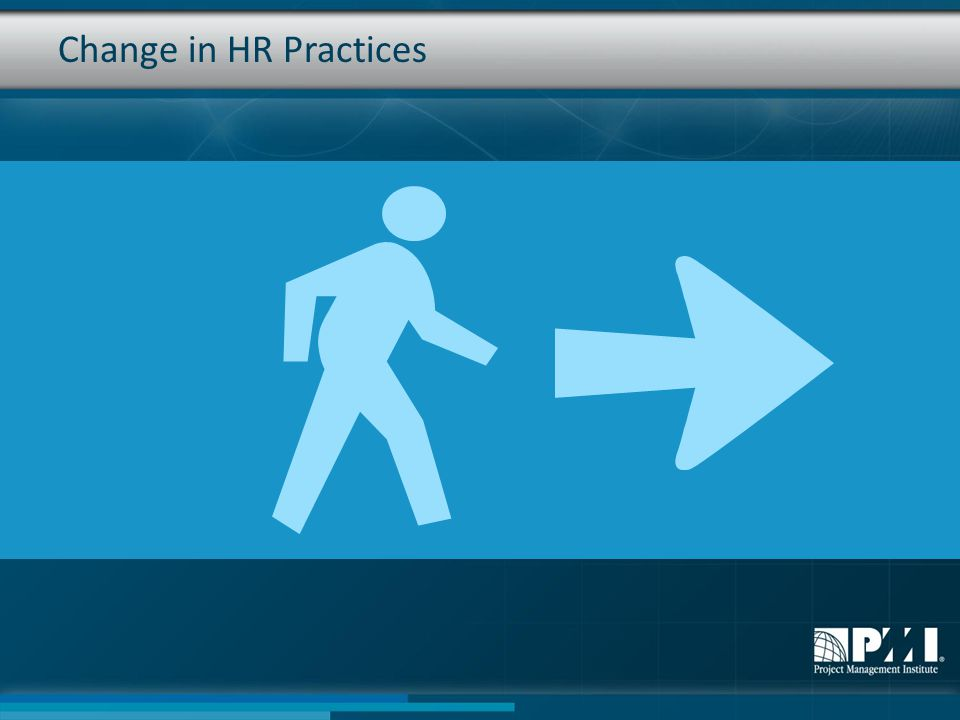 Change in HR Practices