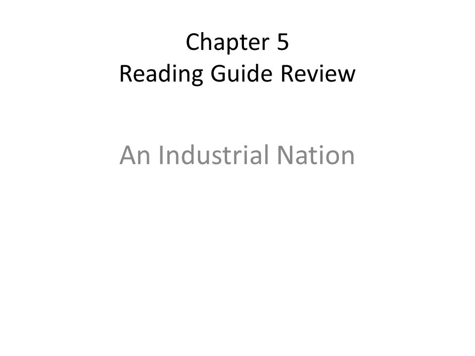1.What made producing steel faster and cheaper during the Second Industrial Revolution.