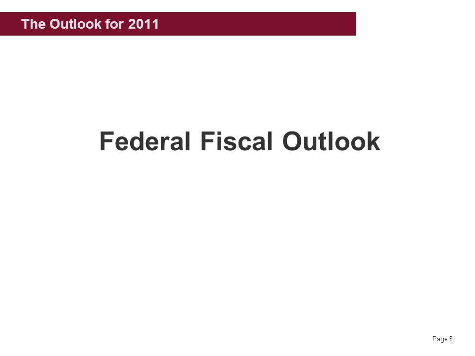 Page 9 Deficit Outlook Under Obama Budget Source: CBO Baseline Budget Outlook, August 2012/ President Obama's budget for fiscal year 2013, Mid-Session Review, July, 2012