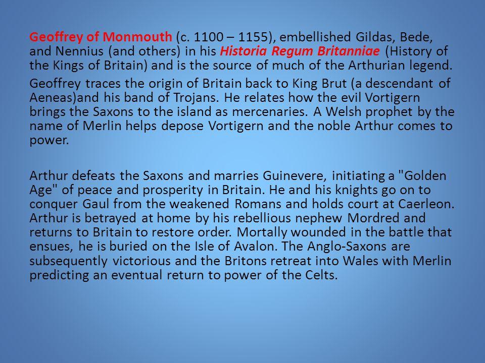 Geoffrey of Monmouth (c.