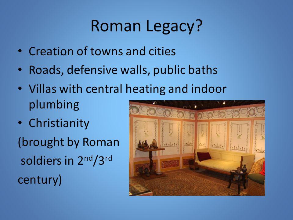 Roman Legacy.