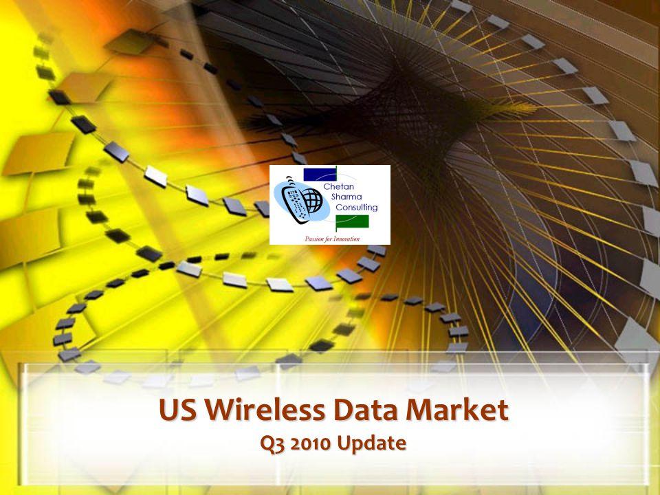 US Wireless Data Market Q3 2010 Update