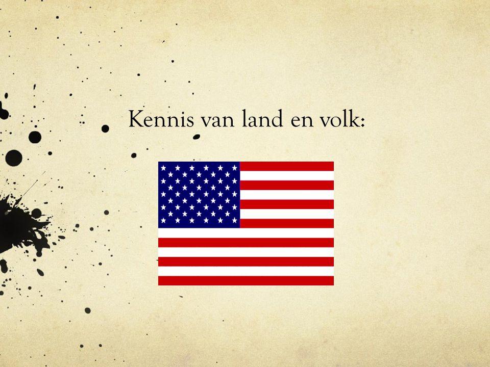Kennis van land en volk: