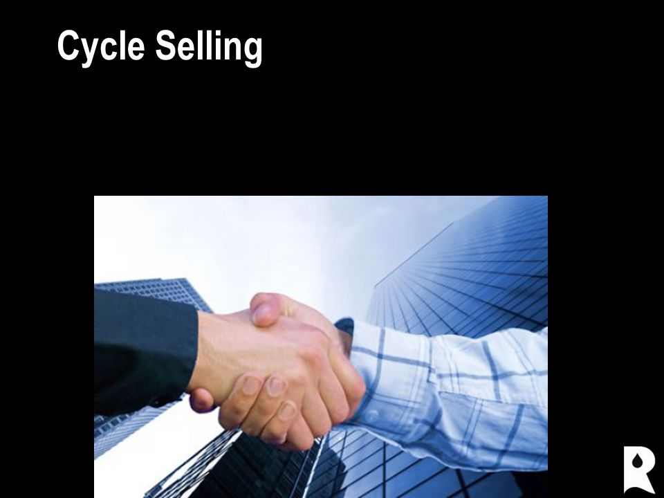 Cycle Selling