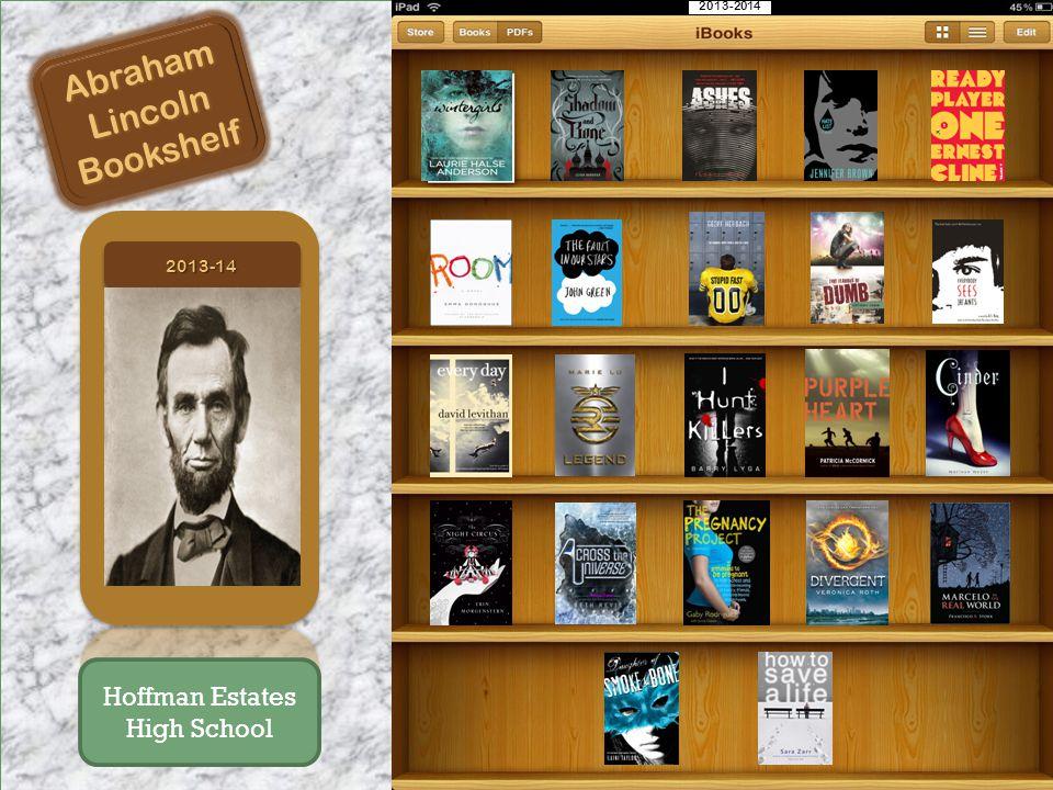 2013-142013-14 AbrahamLincolnBookshelf 2013-2014 Hoffman Estates High School