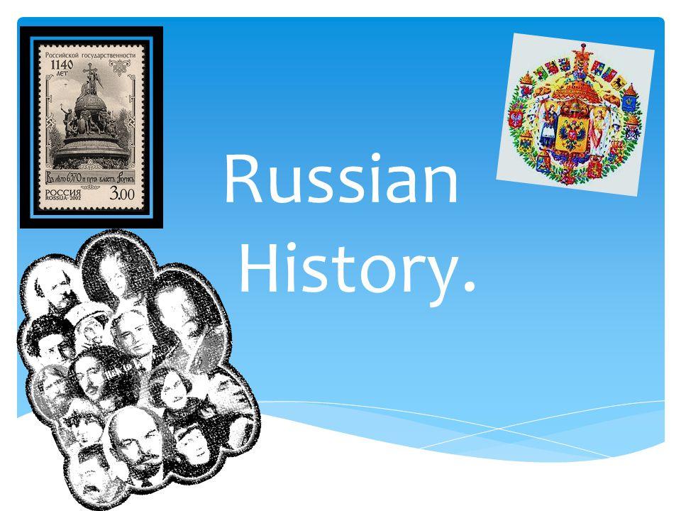Russian History.