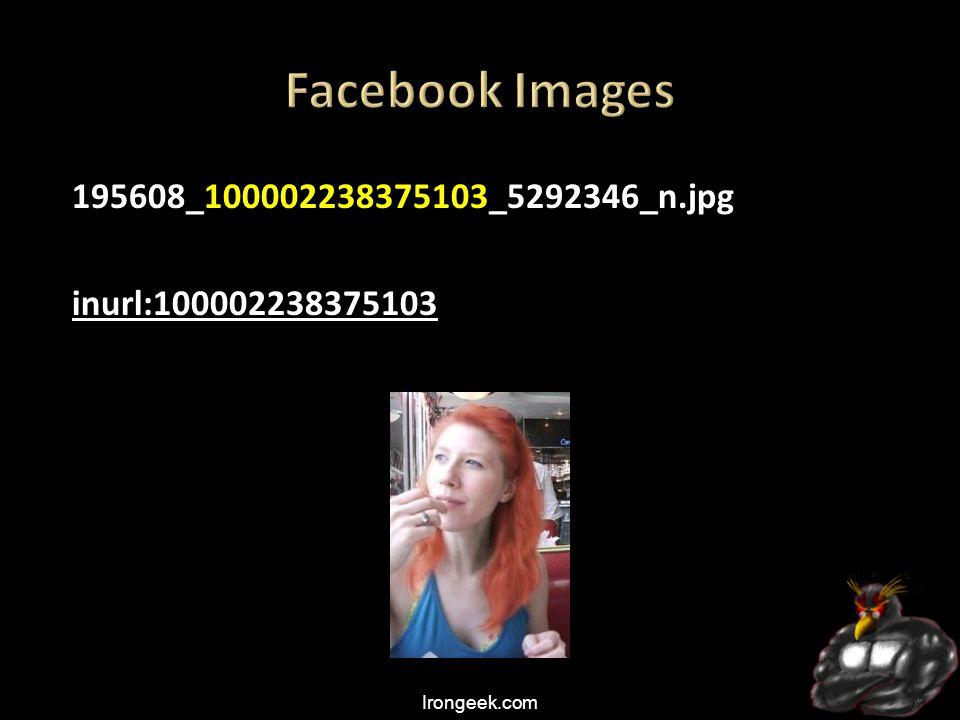 Irongeek.com 195608_100002238375103_5292346_n.jpg inurl:100002238375103