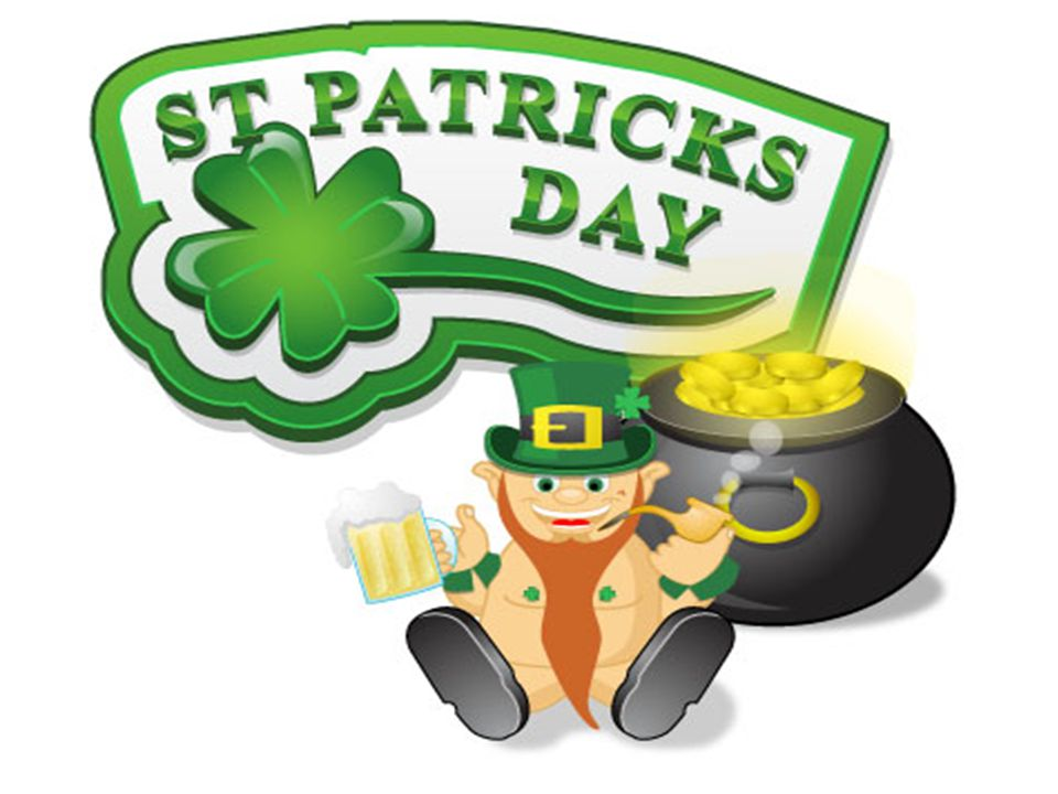 St.Patrick's Day is celebrated on March,17. There are a lot of Legends about St.
