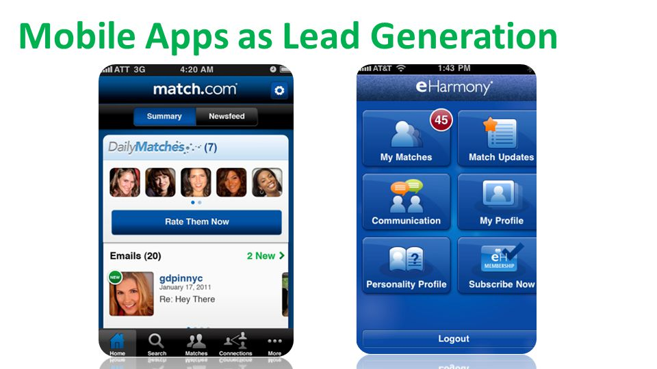 Mobile Apps as Lead Generation