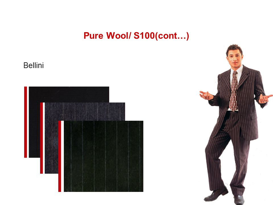 Pure Wool/ S100(cont…) Bellini