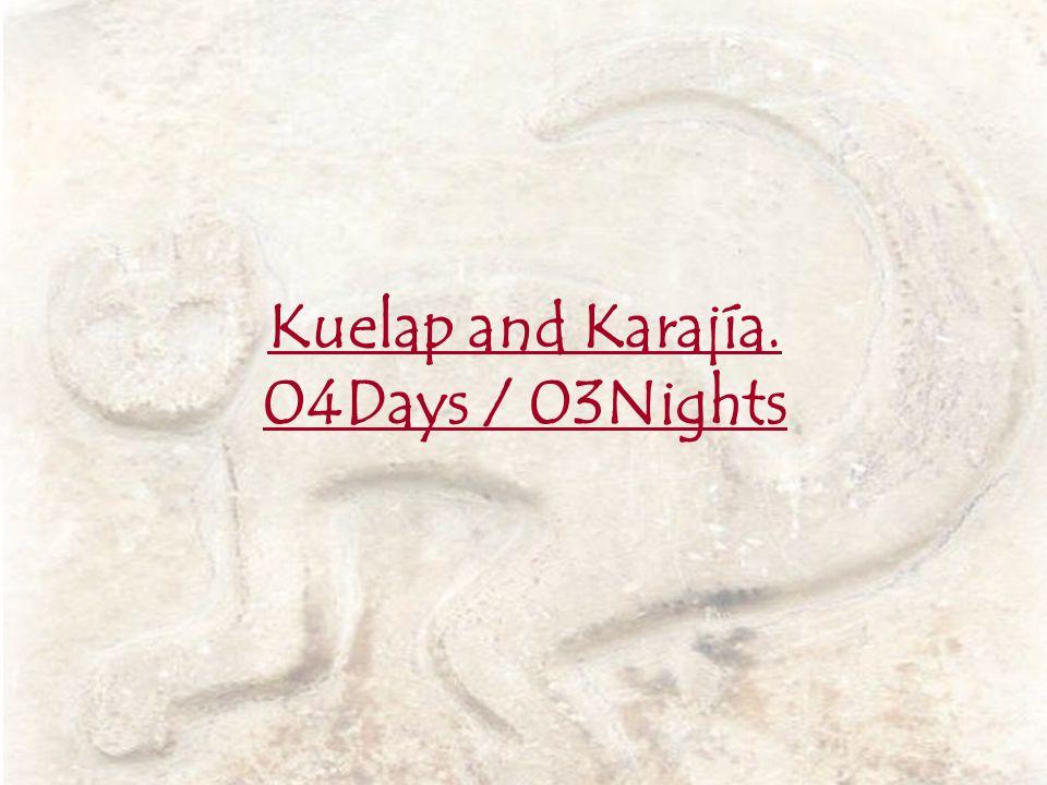 Kuelap and Karajía. 04Days / 03Nights