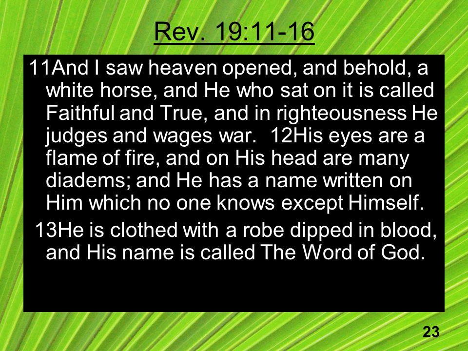 23 Rev.