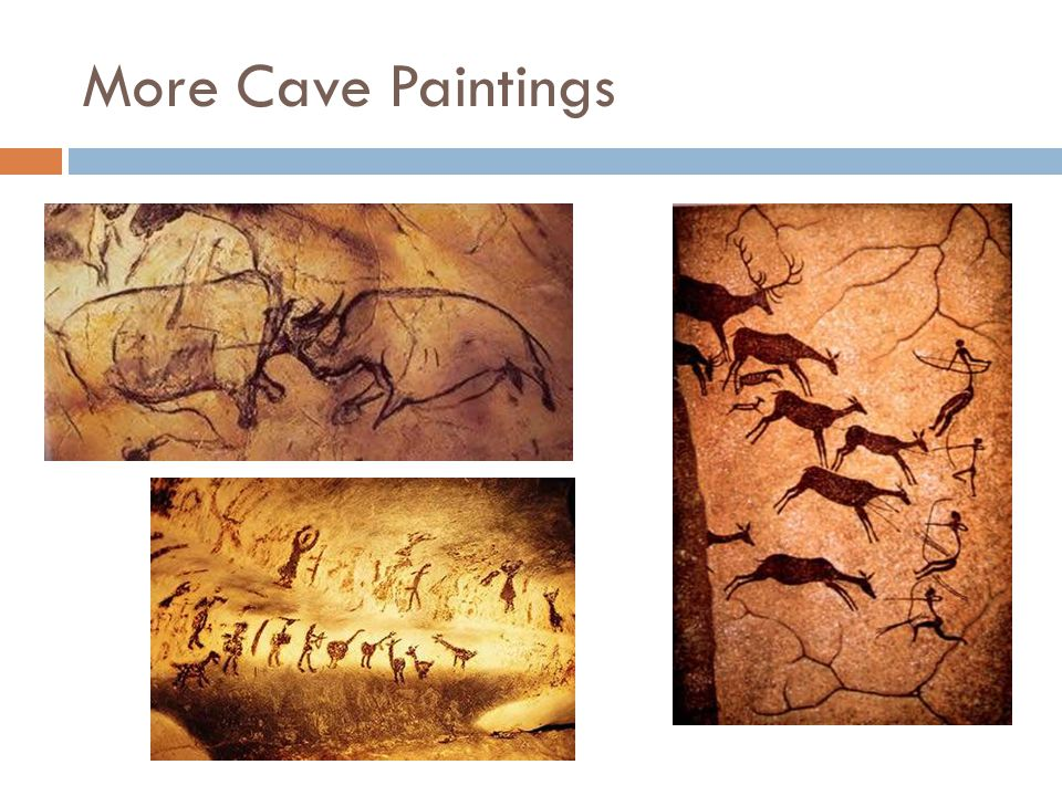 More Cave Paintings