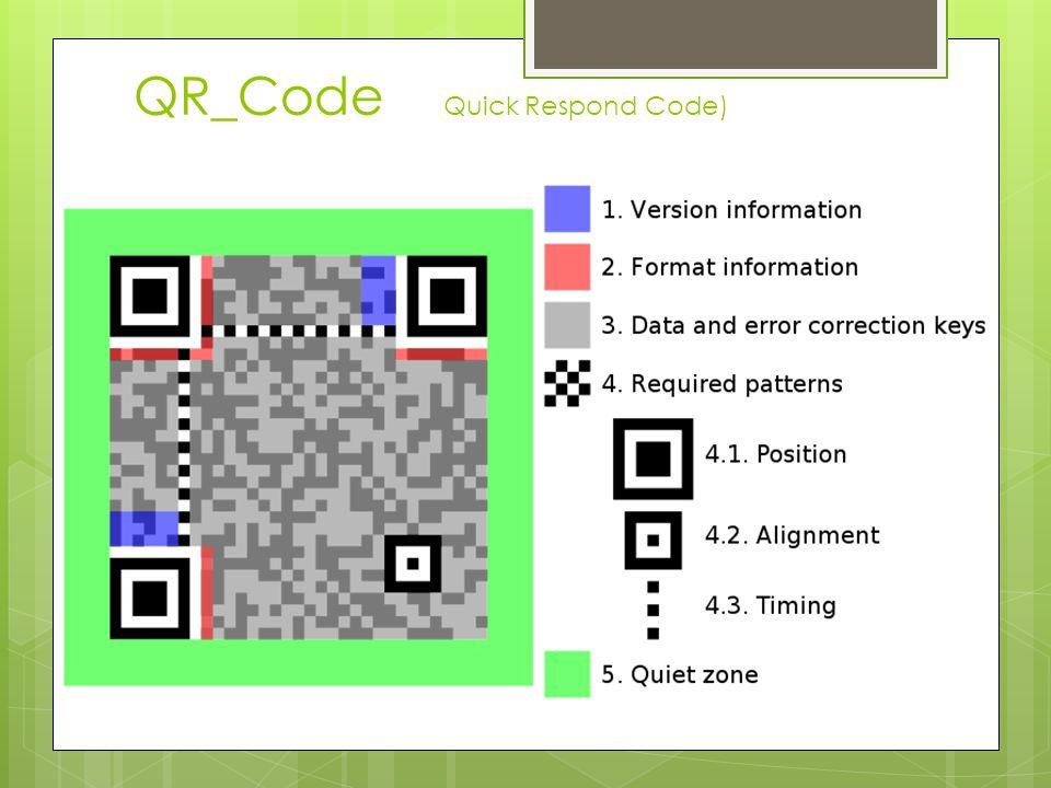 QR_Code Quick Respond Code)