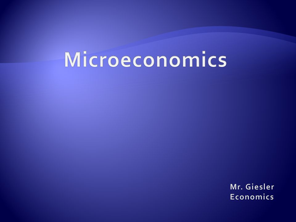 Why Microeconomics Is Important At A Business And Professional Level  Imagine for a moment that you are a small business owner  Questions and Concerns that you will have  How can my firm minimize its costs and increase its profits.