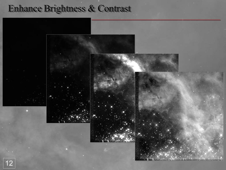 Enhance Brightness & Contrast 12
