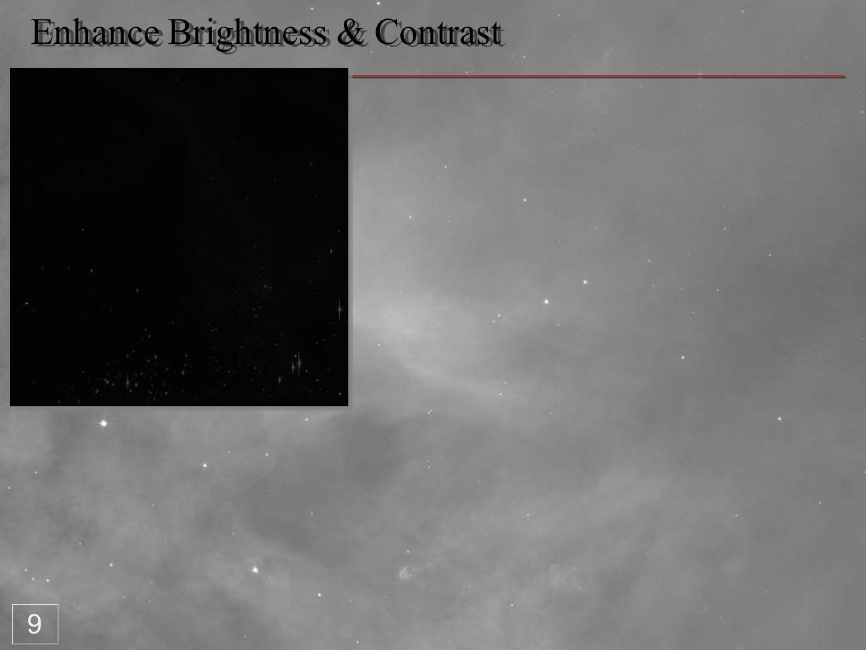Enhance Brightness & Contrast 9